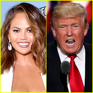 Chrissy Teigen Had the Best Reactions to Trump Losing the Election