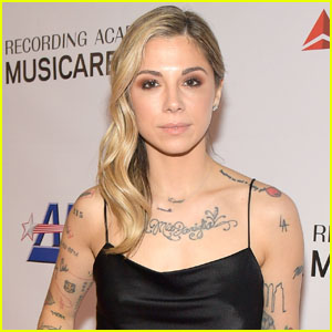 Christina Perri Hospitalized With Pregnancy Complications After Previous Miscarriage