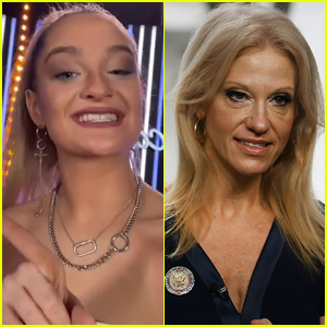 Kellyanne Conway's Daughter Claudia Appears to Be Auditioning for 'American Idol'