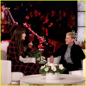 It's Been One Year Since THAT Dakota Johnson Interview on 'Ellen' - Rewatch It Here!
