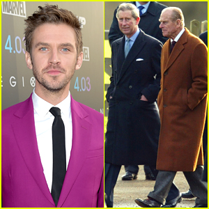 Dan Stevens Will Voice Both Prince Charles & His Dad Prince Philip In HBO Max's 'The Prince'