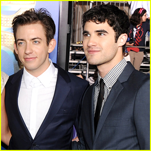 Glee's Kevin McHale Joked That Darren Criss Still Feels Gay, Even Though He Isn't - And Darren Responded!