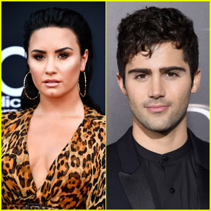 Demi Lovato's Ex Max Ehrich Accuses Her of Using Their Split for Clout