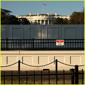 'Non-Scalable Fence' Installed at White House Ahead of Election 2020