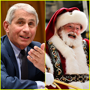 Dr. Anthony Fauci Reveals Santa Claus Is The Only One Immune From Coronavirus
