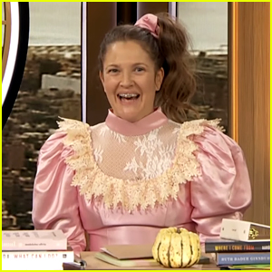 Drew Barrymore Reprises 'Josie Grossie' Role on Her Talk Show - Watch Now!