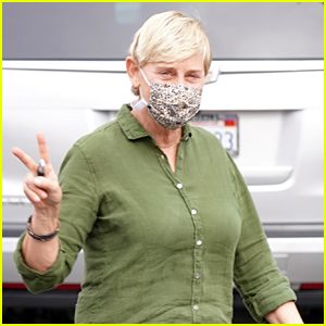 Ellen DeGeneres Steps Out For Lunch After Big Week of Celeb Interviews on Her Talk Show