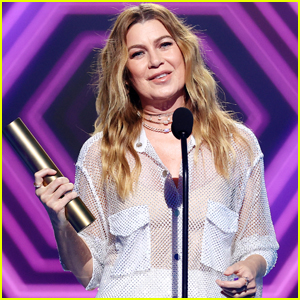 Ellen Pompeo Encourages Fans to 'Look After Each Other' in People's Choice Awards 2020 Acceptance Speech - Watch!