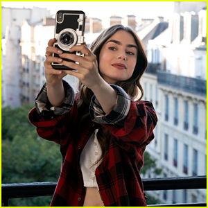 'Emily in Paris' Renewed for Season Two at Netflix!