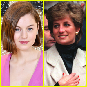 Emma Corrin Insisted This Part of Princess Diana's Life Be in 'The Crown'