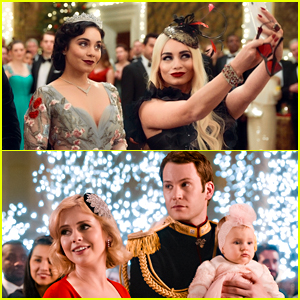 The Royals From 'A Christmas