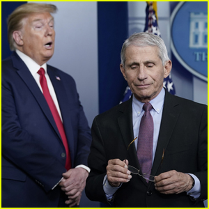 Dr. Anthony Fauci Refutes Trump's Claims About Coronavirus: 'It's Not a Good Situation'