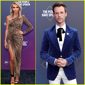 Giuliana Rancic, Brad Goreski, & E! Red Carpet Hosts Step Out for People's Choice Awards 2020
