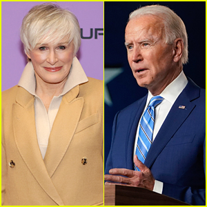 Glenn Close Disguises Herself as Joe Biden In Funny Instagram as Election Results Come In