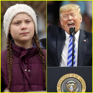 Greta Thunberg Tells Trump to 'Chill' Amid His Election Panic on Twitter