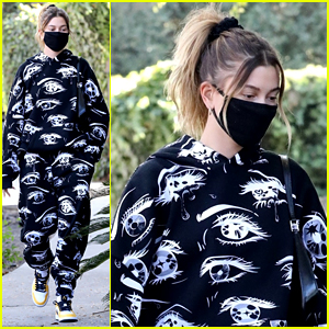 Hailey Bieber's Sweat Suit She Wore To Lunch Is An Eye-Ful!