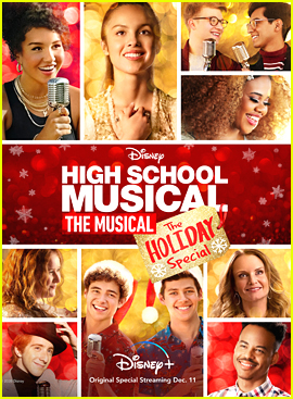 Disney+ Shares Trailer for 'High School Musical: The Musical: The Holiday Special' - Watch Now!