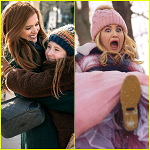 Disney+ Debuts First Look at 'Godmothered,' a Holiday Comedy Starring Isla Fisher & Jillian Bell!