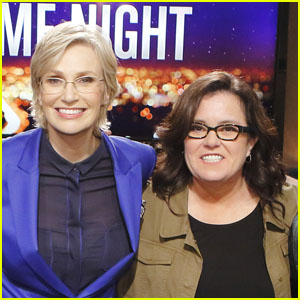 Jane Lynch Reveals the Role She Lost to Rosie O'Donnell