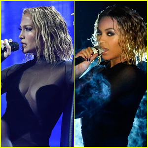 Jennifer Lopez's AMAs 2020 Performance is Getting Compared to Beyonce's Grammys 2014 Performance