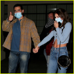 Jesse Metcalfe Holds Hands with Girlfriend Corin Jamie-Lee Clark During Date Night in WeHo