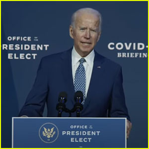 President-Elect Joe Biden Announces COVID-19 Advisory Board & Urges Americans To Wear Masks In Fight Against Coronavirus