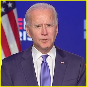 Joe Biden Delivers Speech During Vote Tally: 'We're Going To Win This Race'