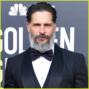 Joe Manganiello Makes Another Big Change To His Hair - It's Now Blue!