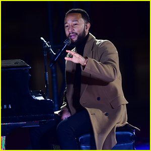 John Legend Slams Rappers Who Are Supporting Trump & His 'Platinum Plan'