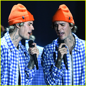 Justin Bieber Opens American Music Awards 2020 with Performance of 'Lonely' & 'Holy'