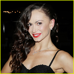 'DWTS' Alum Karina Smirnoff Shares First Photo of Son Theo!