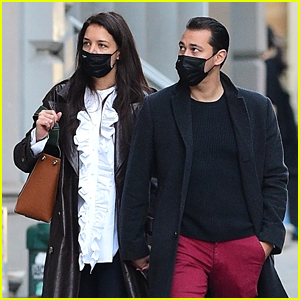 Katie Holmes Goes Paint Shopping with Boyfriend Emilio Vitolo Jr.