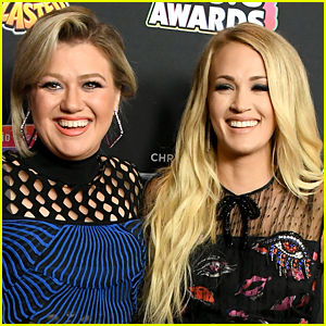 Kelly Clarkson & Carrie Underwood Both Dropped Christmas Songs Today - Listen Now!