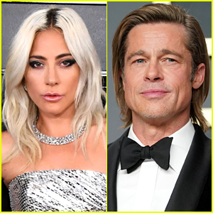 Lady Gaga Joins Brad Pitt in 'Bullet Train' Movie!