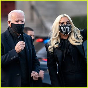 Lady Gaga Joins Joe Biden in Pittsburgh for Final Day of Campaigning Before Election Day