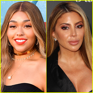 Fans Think Jordyn Woods Is Reacting to Larsa Pippen's Comments About Tristan Thompson