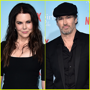 Lauren Graham & Scott Patterson Had To Do This To Keep Up With 'Gilmore Girls' Speedy Dialogue