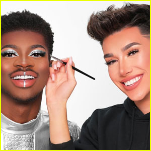 James Charles Does Lil Nas X's Makeup - Watch! (Video)