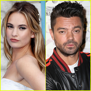 Lily James Hangs Out with Dominic Cooper in First Photos Since Dominic West Scandal