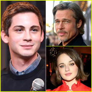 Logan Lerman Joins Cast of 'Bullet Train' with Brad Pitt & Joey King!