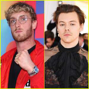 Logan Paul Defends Harry Styles for Wearing Dress Amid Masculinity Debate