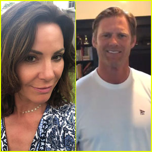 Luann de Lesseps Confirms She's Dating Hamptons Trainer Garth Wakeford