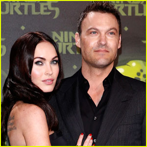 Megan Fox Calls Out Ex Brian Austin Green for Posting Their Kids on His Instagram