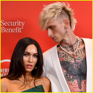 Megan Fox Debuts New Tattoo Seemingly in Honor of Boyfriend Machine Gun Kelly