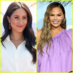 Chrissy Teigen Supports & Defends Meghan Markle Against Internet Troll After Duchess' Miscarriage Reveal