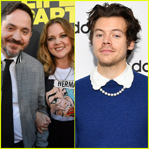 Melissa McCarthy Reveals Her Husband Ben Falcone Has a Crush on Harry Styles!