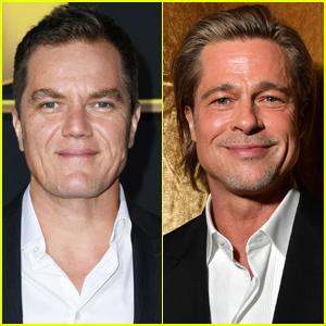 Michael Shannon Joins Brad Pitt in New Movie 'Bullet Train'