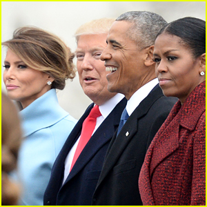 Michelle Obama Looks Back at Transition from Obama Presidency to Trump Presidency