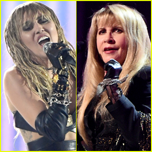 Miley Cyrus & Stevie Nicks Combine Their Hit Songs for New Collab 'Edge of Midnight' - Listen Now!