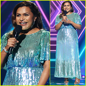 Mindy Kaling Wins at PCAs 2020, Makes First Appearance After Giving Birth to Second Child!